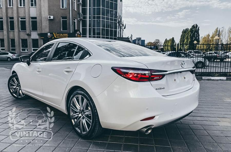 Mazda 6 _ 2020