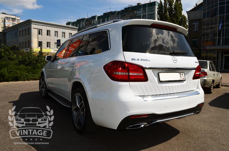 Mercedes-Benz GLS-Класс