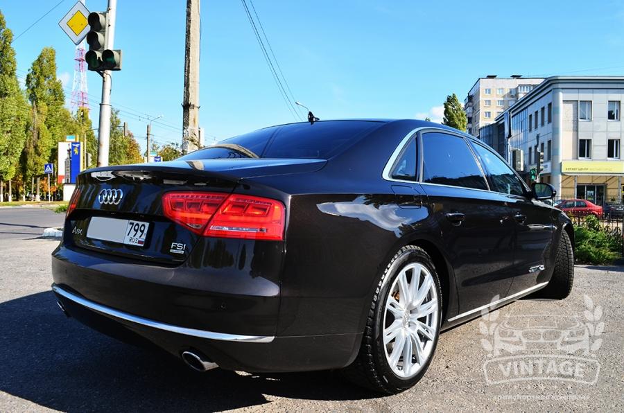 Audi A8 Long